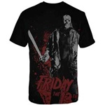 Machete Friday the 13th T-Shirt