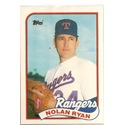 Nolan Ryan Trading Cards