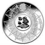 2009 Australia $5 Silver Proof Meteorite Coin