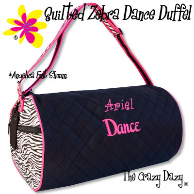 Net Designs For Bags. Sassi Designs QUILTED ZEBRA