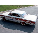 1962 Impala Zintsmaster Chevrolet Decals