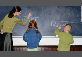 Are parents or teachers more responsible for moulding children ...