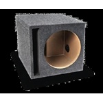 Atrend E12STV Single 12&quot; Vented Subwoofer Box Diamond D1/D3/D6