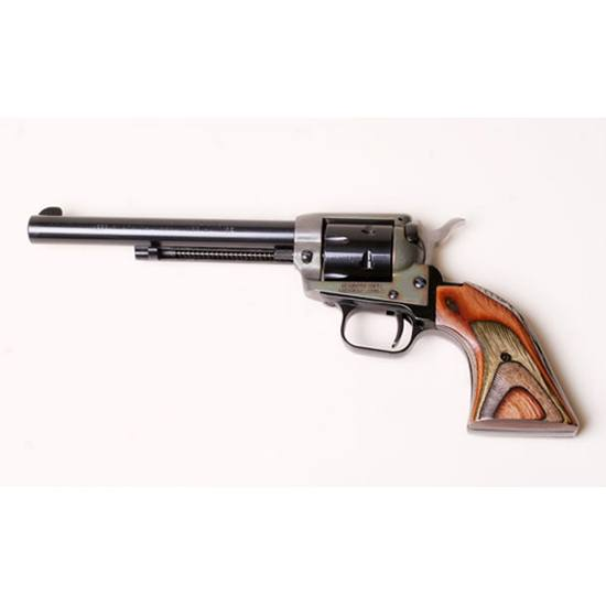 22 Pearl Handle Gun http://www.monstermarketplace.com/firearms-and-firearm-supplies/heritage-rough-rider-22-with-wood-grips-her-rr22mch6
