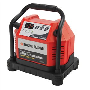 Black Decker Battery Charger Manual