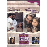 Visual Bible for Kids: The Story You Can Believe In & The Stories of Jesus - DVD
