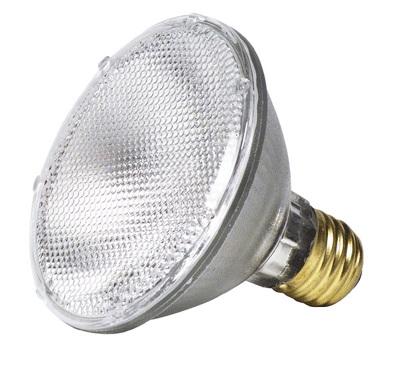 Halogen Lamp Philips on 75par30 Nfl Ge  Sylv  Or Philips  75 Watt Narrow Flood Halogen Lamp