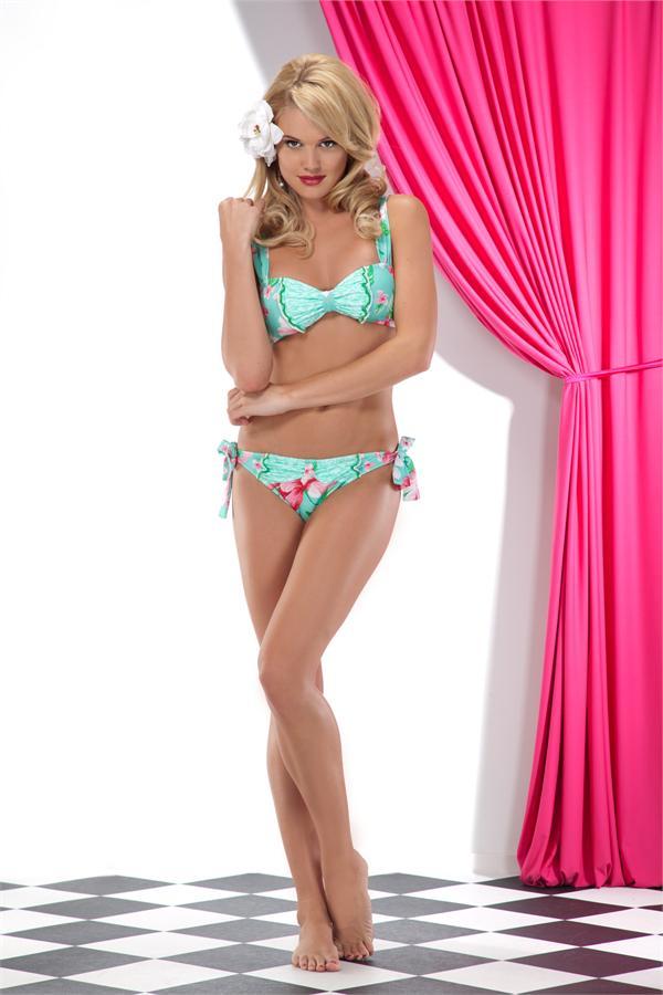 Betsey Johnson Swimwear Betsey Johnson Bikini