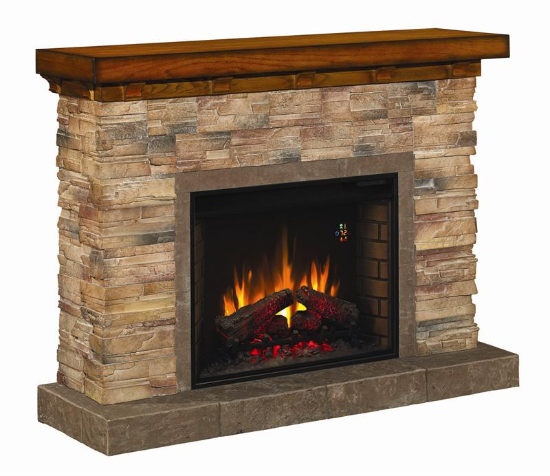 brick corner electric fireplaces submited images