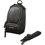 Sony LCS-CSU/B Soft Carrying Case (Black) LCSCSUB
