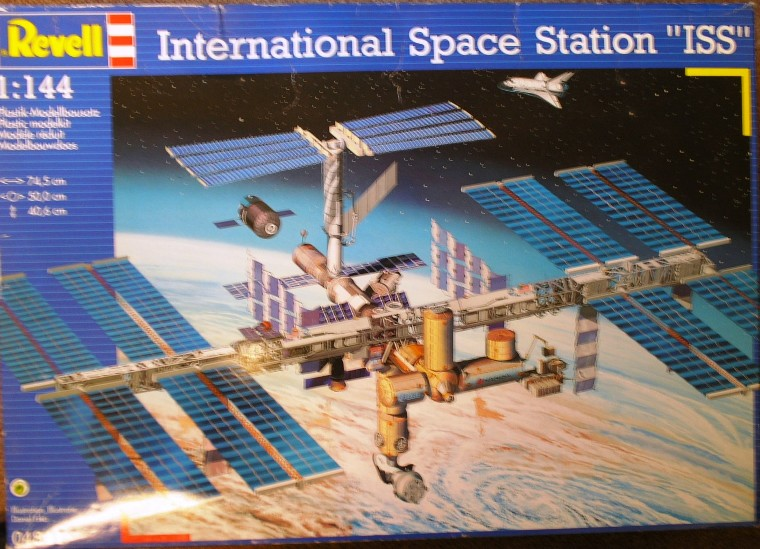 revell space station - photo #13