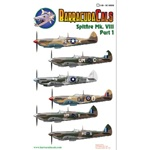 Spitfire Mk VIII Pt.1 for ICM & HSG 1-48 Barracuda Decals