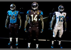 Do You Like The Jacksonville Jaguarsu0027 New Uniforms?