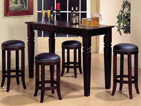 Incredible Wood Pub Style Dining Table Sets 550 x 411 · 58 kB · jpeg