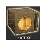 "Atrend 10TDXS Single 10"" Vented Subwoofer Box"
