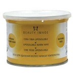 Beauty Image Natural Honey Wax - 14oz