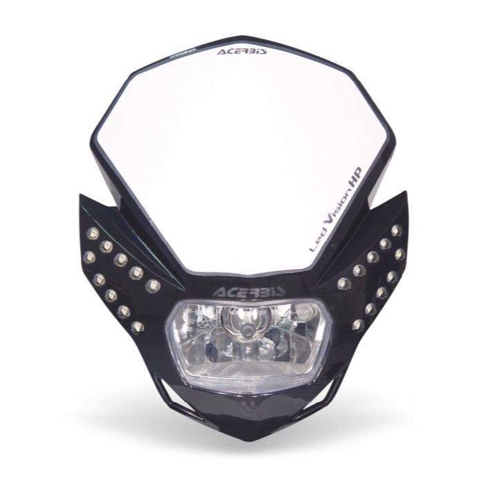 AcerbisCE-DOT Certified DHH Headlight