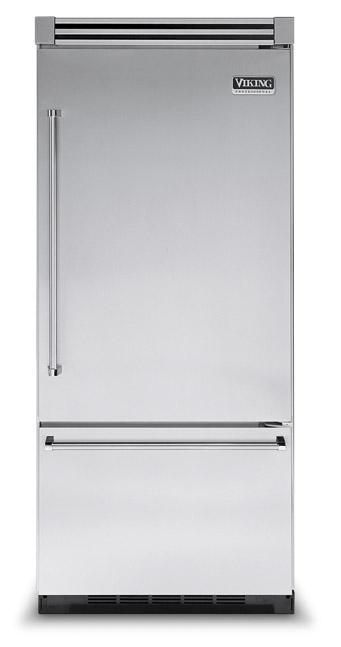 Viking bottom mount refrigeratorfreezer bed mattress sale for Walk in freezer motor
