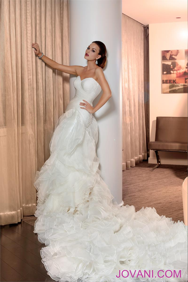 jovani wedding dresses jovani wedding dress jovani wedding dresses on Jovani Wedding Gown Dress Bridal Collection