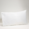 Frette Hotel Pillowcase Pair - White-White
