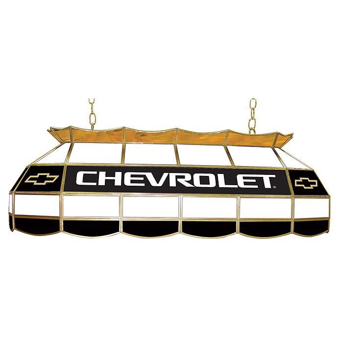 Chevrolet Pool Table Lamp
