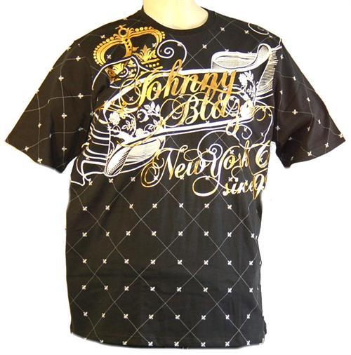 Johnny Blaze Super Heavy Bulldog Script Pullover Hooded Sweatshirt