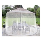 Umbrella Table Enclosure Screen | Furniture | Brylanehome