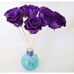 FloralFusers™ - Purple Passion Rose Reed Diffuser