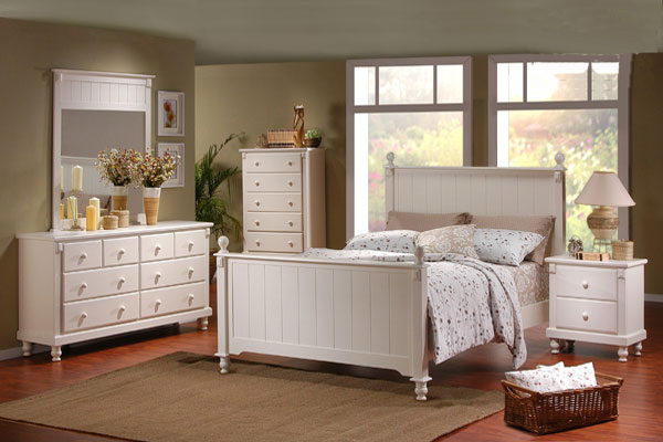 White Cottage Bedroom Furniture Ideas With Amazing Photos Ideas
