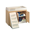 8534A Toddler Walk Up Changing Table (Assembled)