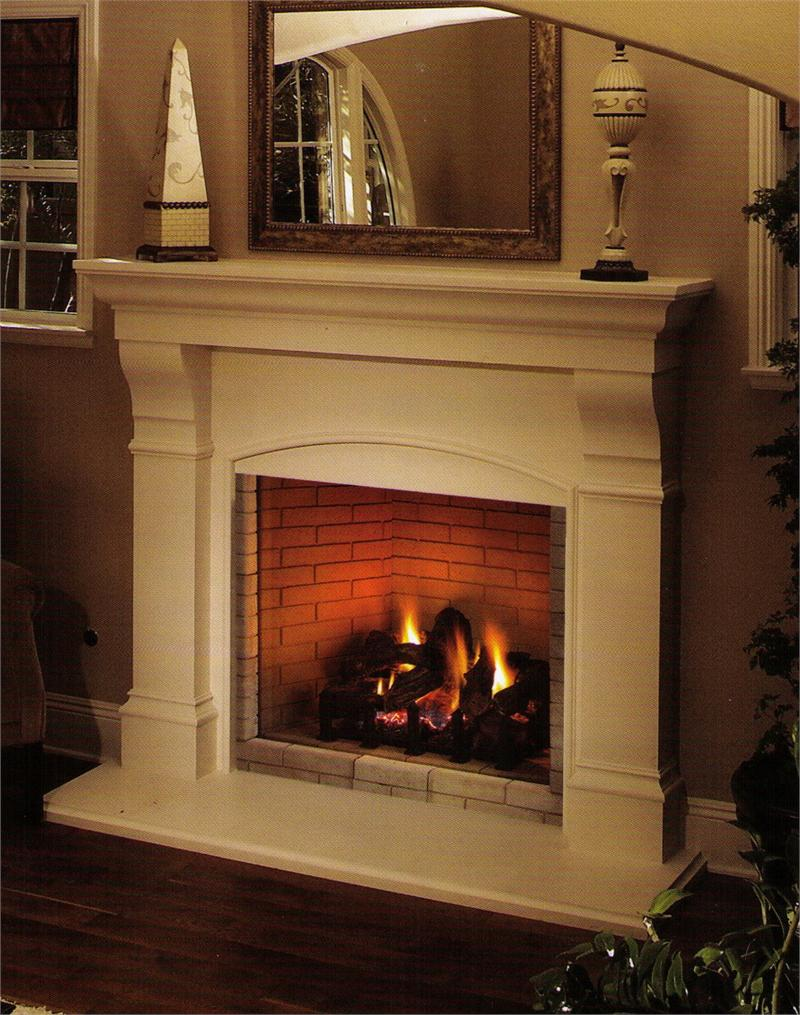 Direct Vent Gas Fireplaces Rated Fireplaces