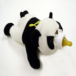 Panda Bear Bottle Hugger