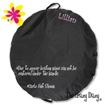 Horizon Dance Bags--TUTU BAG/CARRIER--can be personalized--#1891