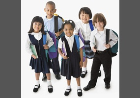 Are school uniforms a bad idea?