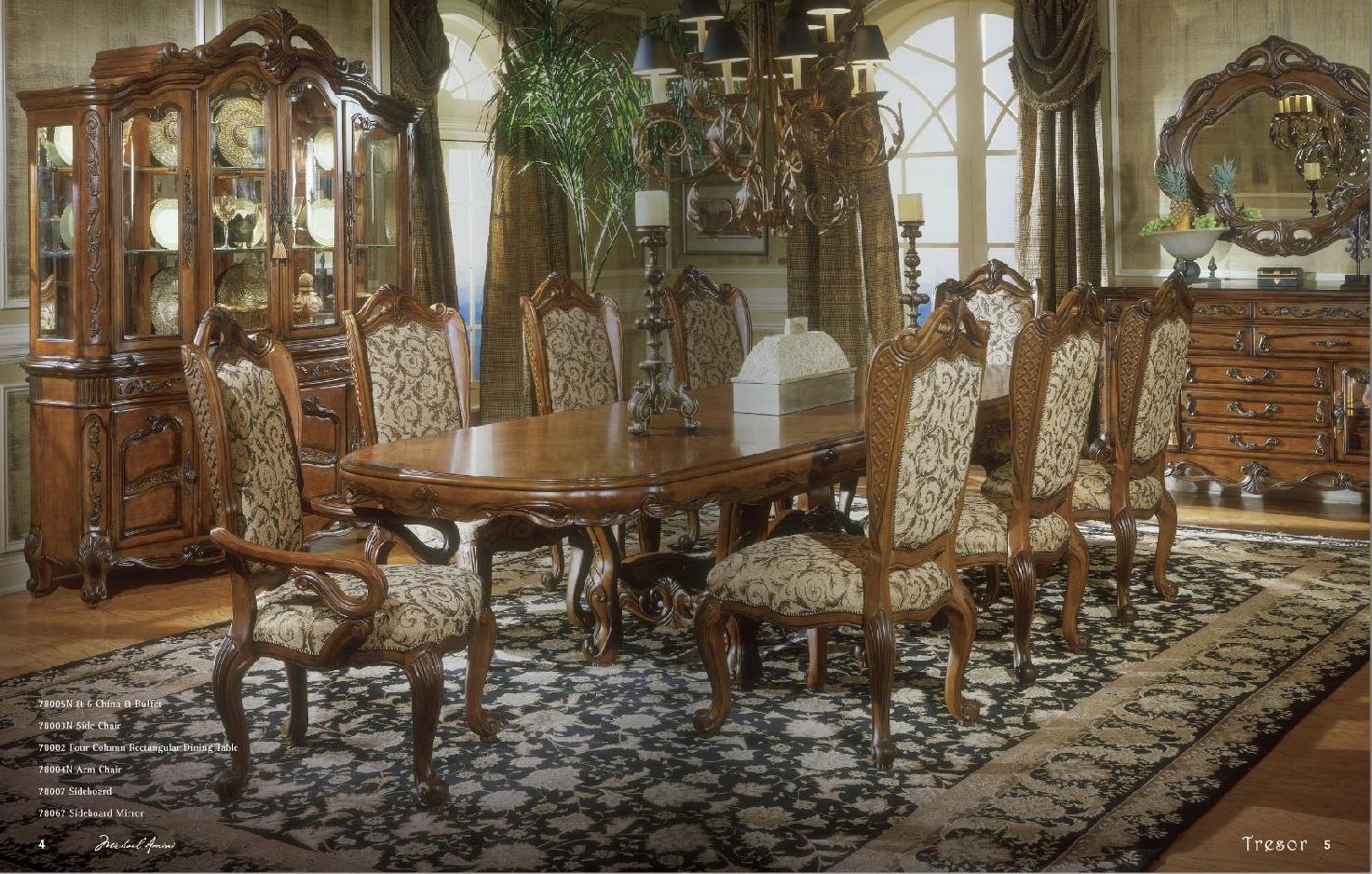Aico Dining Room Furniture