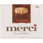 Merci Assorted Chocolates (Case of 10 boxes)