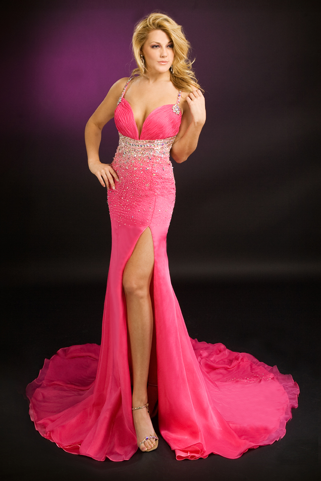 PRIMA DONNA 2011 FOR PARTY TIME FORMALS EVENING DRESS 5538