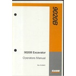 Case 9020B Excavator Operators