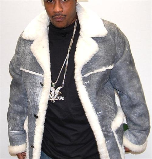 Shearling Coats On Sale