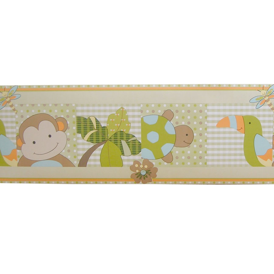Baby Wallpaper Borders