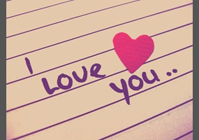 i love you are very important words to say yes or no
