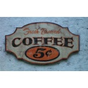 Antique Coffee Signs