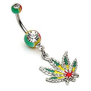 Pot Leaf Necklaces, Pot Leaf Pendants, Pot Leaf Jewelry