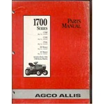 Agco Allis 1718, 1716, 1714, Lawn Mower Parts