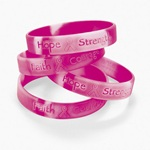 Silicone Cancer Bracelet - Compare Prices, Reviews and Buy at