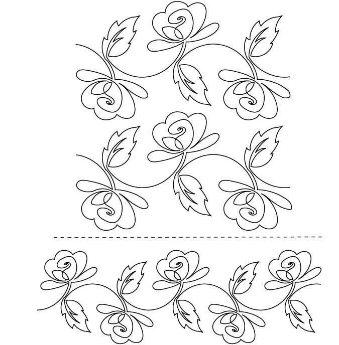 Quilting Stencils Free Free Motion images