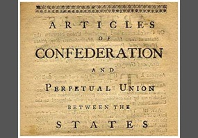 failures of the articles of confederation Strengths & weaknesses of the articles of confederation 1-30 strengths &  accomplishments government signed a treaty of alliance with france in 1778.
