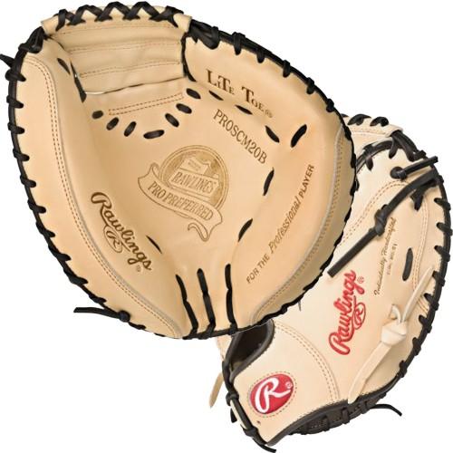 "Rawlings Catchers Gloves 32.5"" rawlings pro preferred"