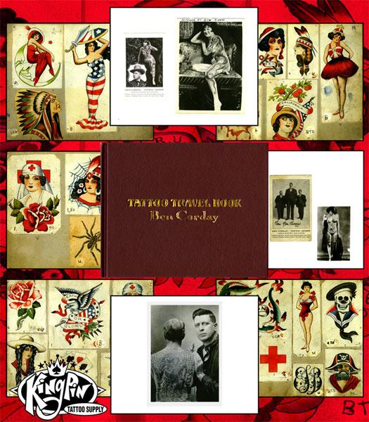 travel tattoo. Tattoo Travel Book