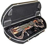 I decided on the SKB Hunter Series Bow Case